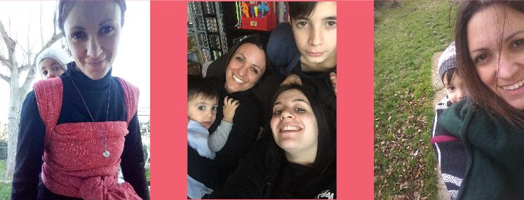 Elisa Pieroni - babywearing